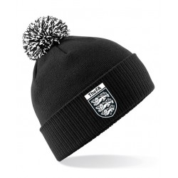 Snowstar Bobble Hat with FA Logo