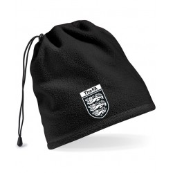 Suprafleece snood/hat combo with FA logo