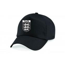 Black FA Cap
