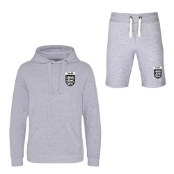 Hoodie and Short Set